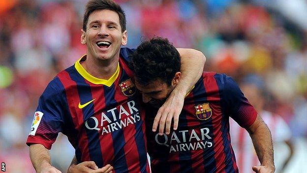 Messi_Celta